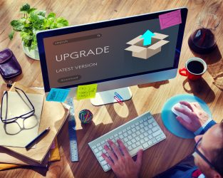 business website upgrades
